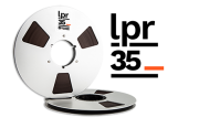 RECORDING THE MASTERS R34520 オープンリールテープ Semi-pro tapes LPR35 1/4''x3608' 10'' NAB Metal Reel